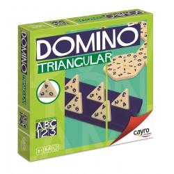 DOMINO TRIANGULAR. FITXES TRIANGULARS PER JUGAR A 3 BANDES