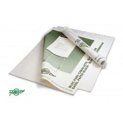 PAPER PER A PISSARRA CAVALLET 65 X 90 CM. BLOC 50 FULLS 2 FORATS