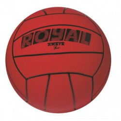 PILOTA FUTBOL ROYAL. PLÀSTIC PVC 220 MM.