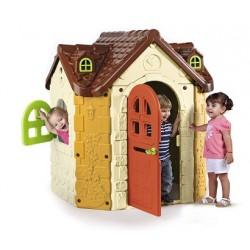 FANCY HOUSE CASA PLÀSTIC 1,33 X 1,23 X 1,42 METRES. JOGUINA A PARTIR DE 3 ANYS