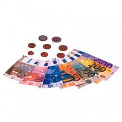 SET EURO. 28 BITLLETS, 80 MONEDES I GUIA DIDÀCTICA. JOGUINA A PARTIR DE 3 ANYS