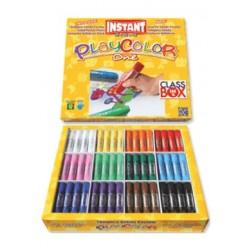 CLASSBOX PLAYCOLOR KIDS ONE. 144 UNITATS. 12 COLORS DE CADA. 10 GRS