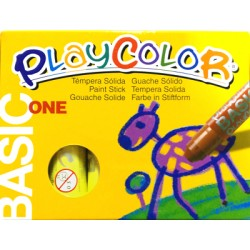 CAIXA RETOLADOR PLAYCOLOR KIDS ONE. 10 GRS. 12 UNIT. COLOR: GROC