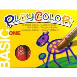 CAIXA RETOLADOR PLAYCOLOR KIDS ONE. 10 GRS. 12 UNIT. COLOR: VERMELL