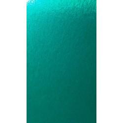 CARTOLINA METAL·LITZADA 225 GRS. FULL 50 X 65 CM: VERD